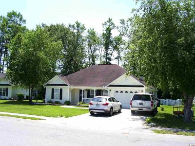 Longs Single Family Home For Sale: 127 Pickerel Blvd.