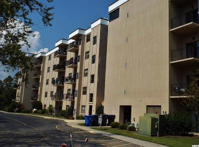 Georgetown County, Horry County Condo/Townhouse For Sale: 5001 Little River Rd. #W-514