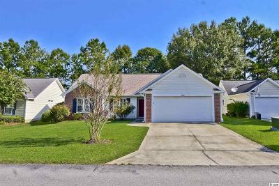 Myrtle Beach Single Family Home For Sale: 426 St Charles Cir