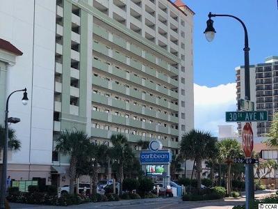 Myrtle Beach Condo/Townhouse For Sale: 3000 N Ocean Blvd. #1432