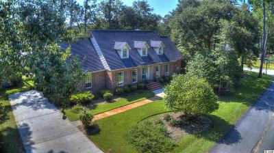 Murrells Inlet Single Family Home For Sale: 642 Mallard Pond Dr