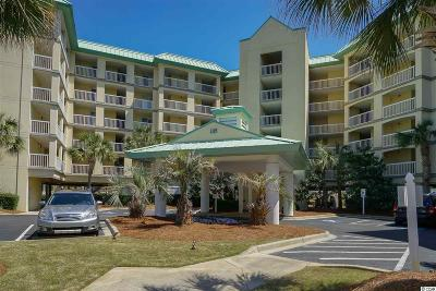 Pawleys Island Condo/Townhouse For Sale: 135 S Dunes Drive #501