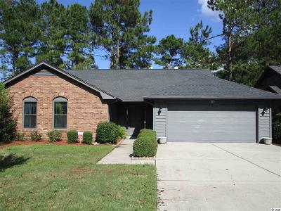 Conway Single Family Home Active-Pending Sale - Cash Ter: 217 Wedgewood Lane