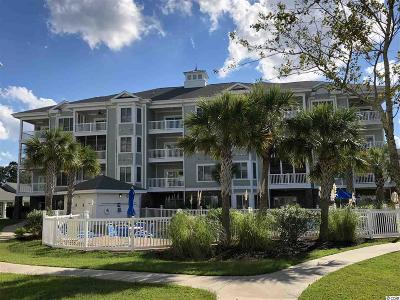 Myrtle Beach Condo/Townhouse For Sale: 4895 Luster Leaf Circle 204 #204