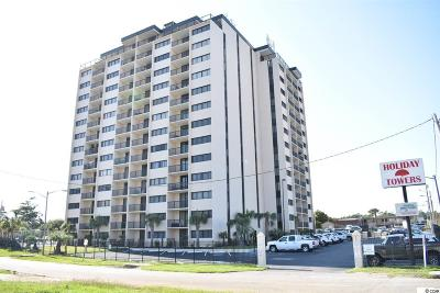 Myrtle Beach Condo/Townhouse For Sale: 601 Mitchell Dr #104