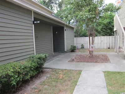 Myrtle Beach Condo/Townhouse For Sale: 600 N 37th Ave #103