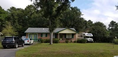 Conway Single Family Home For Sale: 619 Rusty Rd