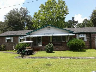 Georgetown Single Family Home For Sale: 1455 Jackson Village Rd.