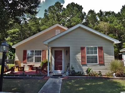 Myrtle Beach Single Family Home For Sale: 9454 Leeds Circle