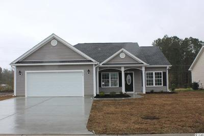 Conway SC Single Family Home Active-Pend. Cntgt. On Financi: $165,435