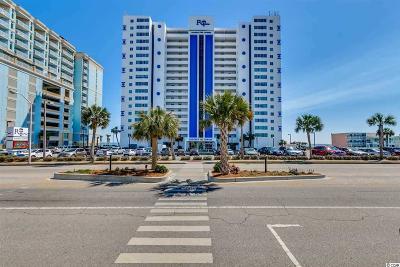 Myrtle Beach Condo/Townhouse For Sale: 2511 S Ocean Blvd #1604