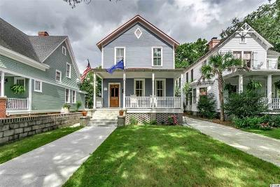 Georgetown Single Family Home For Sale: 121 Broad St.