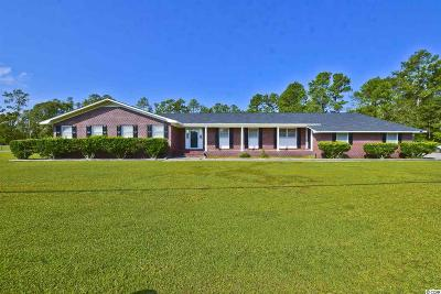 Little River Single Family Home For Sale: 2864 Mount Zion Rd.