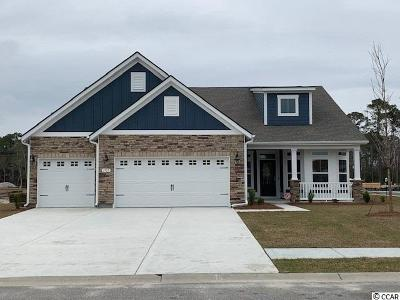 North Myrtle Beach Single Family Home Active-Pend. Cntgt. On Financi: 1925 Lake Egret Dr.
