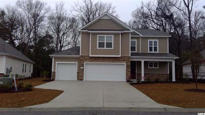North Myrtle Beach Single Family Home For Sale: 1134 Inlet View Dr.