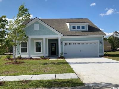 North Myrtle Beach Single Family Home For Sale: 1917 Lake Egret Dr.
