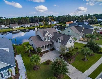 North Myrtle Beach Single Family Home For Sale: 1509 East Island Dr.