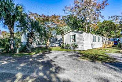 Murrells Inlet Single Family Home For Sale: 540 Key Largo Ave.