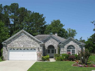 Murrells Inlet Single Family Home Active-Pend. Cntgt. On Financi: 1469 Winged Foot Ct.