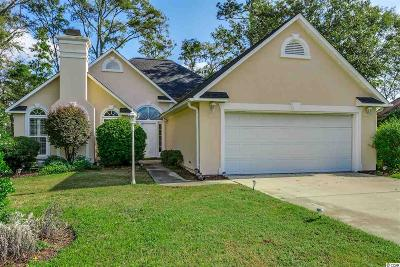 North Myrtle Beach Single Family Home For Sale: 1023 Sand Dollar Ct.