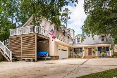 Pawleys Island Single Family Home For Sale: 153 Watson Way
