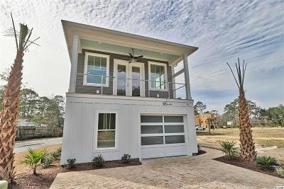 Pawleys Island Single Family Home For Sale: 132 Clamdigger Loop
