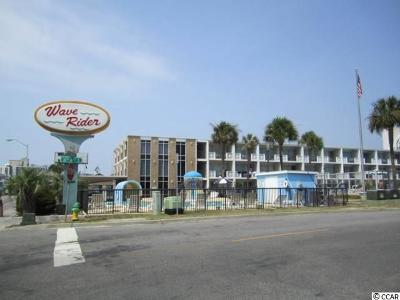 Myrtle Beach Condo/Townhouse For Sale: 1600 S Ocean Blvd. #216