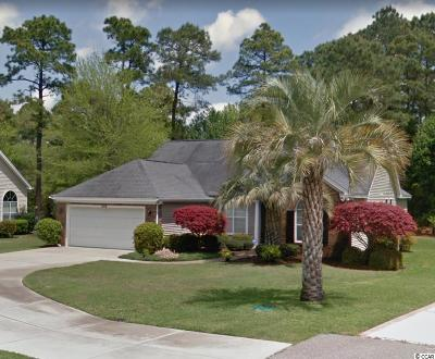 Myrtle Trace Single Family Home For Sale: 1215 Loblolly Ln.