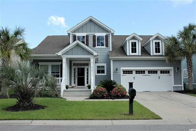 Murrells Inlet Single Family Home For Sale: 1219 Cypress Shadow Ct.