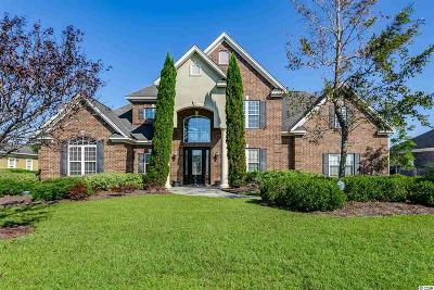 Myrtle Beach SC Single Family Home For Sale: $549,900