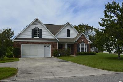 Pawleys Island Single Family Home For Sale: 316 Watersedge Dr.