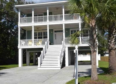 Surfside Beach Single Family Home Active Under Contract: 314 8th Ave. S