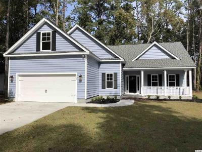Pawleys Island Single Family Home Active-Pend. Cntgt. On Financi: 119 Clancurry Pl
