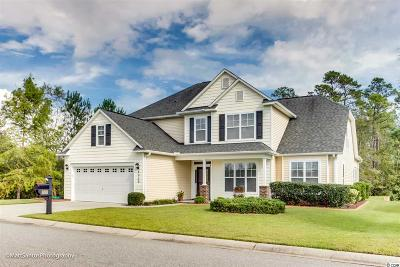 North Myrtle Beach Single Family Home For Sale: 4909 Stonegate Dr.