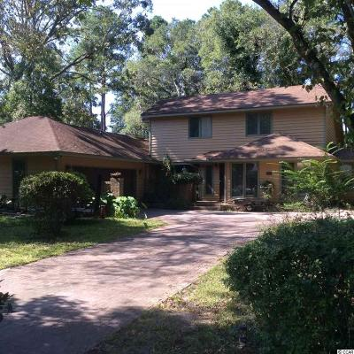 Little River Single Family Home For Sale: 4452 Live Oak Dr.