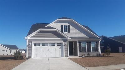 Little River Single Family Home Active-Pend. Cntgt. On Financi: 247 Switchgrass Loop