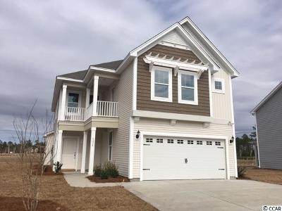 Myrtle Beach Single Family Home Active-Pend. Cntgt. On Financi: 5434 Merrywind Cr.