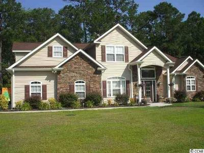 Horry County Single Family Home Active-Pend. Contingent Contra: 1543 Layton Ct.