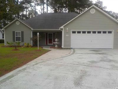 Longs Single Family Home For Sale: 460 Charter Dr.