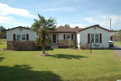 Loris Single Family Home For Sale: 1054 Hwy 9 Business E