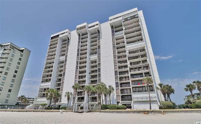 Myrtle Beach Condo/Townhouse For Sale: 9500 Shore Dr. #15F
