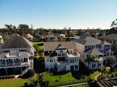 North Myrtle Beach Single Family Home For Sale: 1605 Waterway Dr.