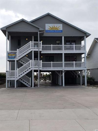 North Myrtle Beach Single Family Home For Sale: 2021 S Ocean Blvd.