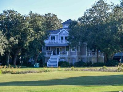 Pawleys Island Single Family Home For Sale: 109 Salt Creek Pl.