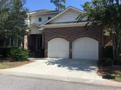 Pawleys Island Condo/Townhouse For Sale: 126 Harbor Club Dr. #7B
