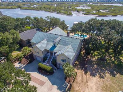 Murrells Inlet Single Family Home For Sale: 596 S Creekside Dr.