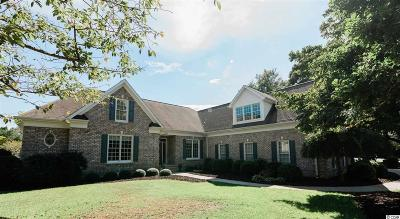 Murrells Inlet Single Family Home Active-Pending Sale - Cash Ter: 103 Highwood Circle