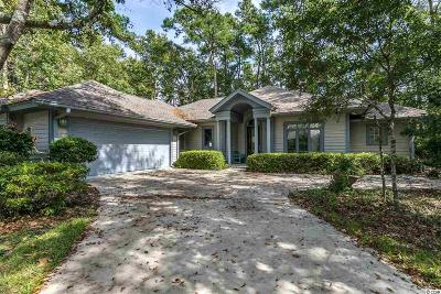 North Myrtle Beach Single Family Home For Sale: 1217 Spinnaker Dr.
