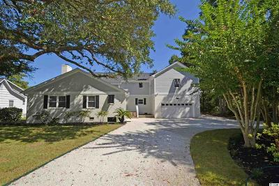 Pawleys Island Single Family Home For Sale: 167 Midway Dr.