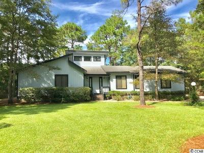 Pawleys Island Single Family Home For Sale: 282 Sweetgum Dr.